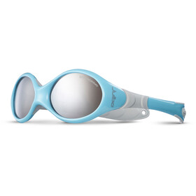 Julbo Looping I Spectron 4 Sunglasses Baby 0-18M Blue/Gray-Gray Flash Silver